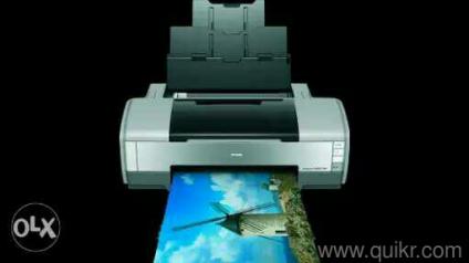 Epson photo printer 1390 call