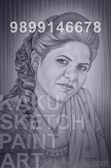 Pencil Sketch Artist In Gurgaon