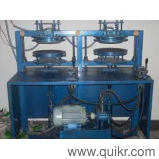 1. Double die paper plate ...  sc 1 st  Quikr & paper plates business without investment | Used Tools - Machinery ...