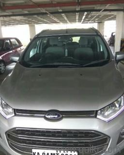 Silver  Ford Ecosport Titanium   Ti Vct At  Kms Driven In Kothanur In Kothanur Bangalore Cars On Bangalore Quikr Classifieds