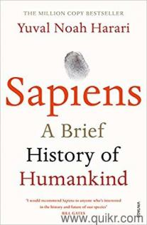 Book : Sapiens: A Brief History of Humankind