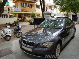Grey 2007 BMW 3 Series 320d Dynamic 87000 Kms Driven In Indiranagar Bangalore Cars On Quikr Classifieds