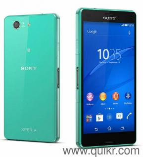 Very good condition Xperia c3 mobile good camera support to jio sim