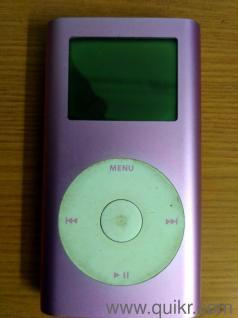 Apple iPod mini pink 4gb