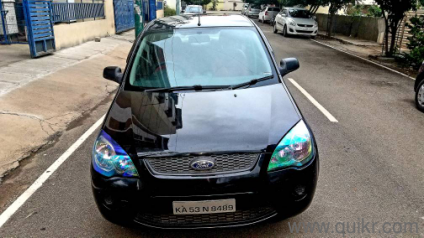 Ford Fiesta Sxi   Kms Driven In  Ft Road In  Ft Road Bangalore Cars On Bangalore Quikr Classifieds