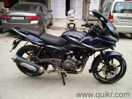 31 second hand bajaj pulsar 200 rs bikes in delhi used bajaj