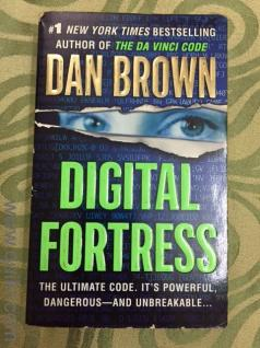 Deception Point and Digital Fortress by Dan Brown collection