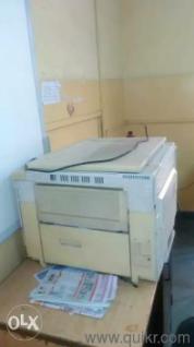 Photocopier used machine  Repairable  Price negotiable