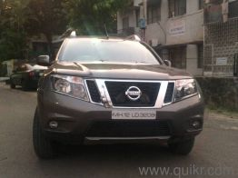 1 Used Nissan Terrano Diesel Cars In Pune Second Hand Nissan