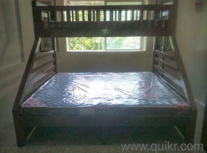 Double Bed Used Home Office Furniture In Ratnagiri Home