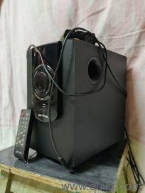 Intex Bufar 2475 Beats 2 1 Multimedia Speakers Used Everything