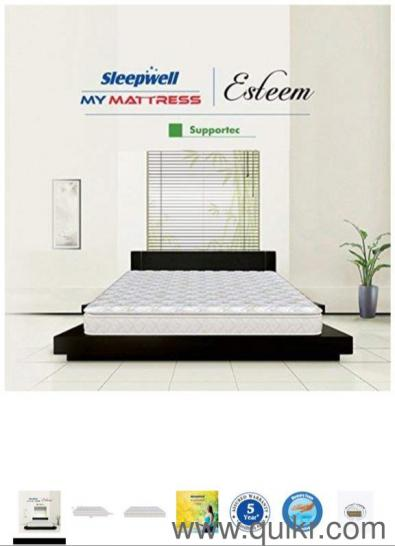 Sleepwell mattress in excellent condition and warranty - Almost Home ... d7a4f0430
