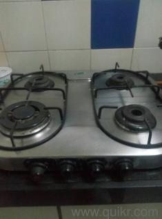 Single Burner Gas Stove Used Home Kitchen Appliances In Nashik Electronics Appliances Quikr Bazaar Nashik
