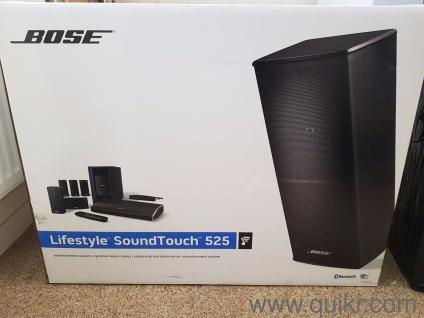 Bose Lifestyle SoundTouch 525 Home Entertainment System WiFi+Bluetooth  connectiv