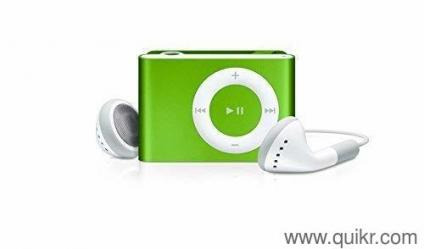 Stylish Metal Design MP3 Player with TF/SD Card Support Great for Outdoors,  Gymming and Jogging Compatible