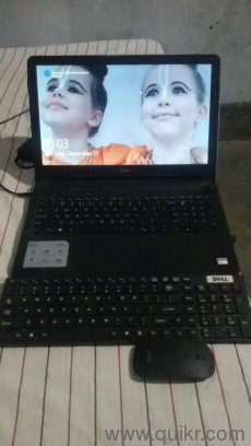 Buy New Dell Inspirion 15 Laptop With Wireless Keyboard Mouse