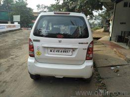 33 Used Maruti Suzuki Wagon R Cars In Thrissur Second Hand Maruti