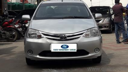 Silver 2012 Toyota Etios Gd 1 37 900 Kms Driven In Tatabad In