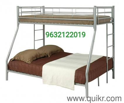 Brand New Bunk Bed Factory Price In Bangalore Metal Body Brand