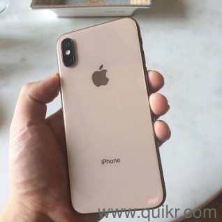 Apple iphone Xs max USA replica next to original with 1year warranty n  20days replacment warrenty