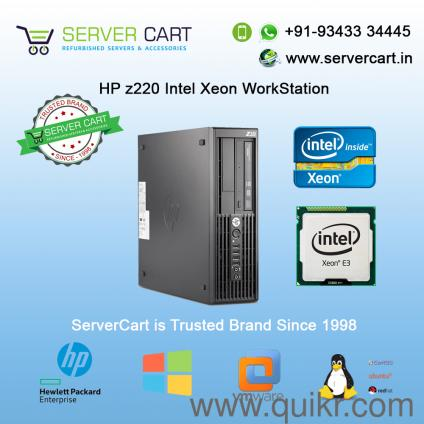 HP Z220 Xeon Graphical Video Rendering Gaming Workstation Server Computer
