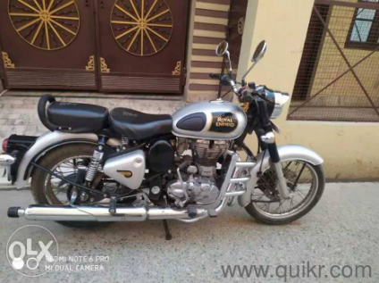 2016 Royal Enfield Classic 350 15,000 kms kms driven in