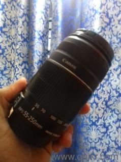 Its a 5 year old lens used with care and pretty good condition