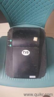 TVS bar code printer
