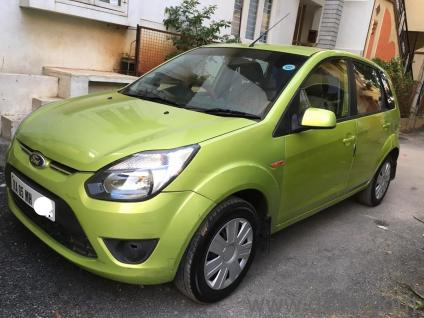 Beige  Ford Figo Duratec Petrol Titanium  Kms Driven In Ramamurthy Nagar In Ramamurthy Nagar Bangalore Used Cars On Bangalore Quikr