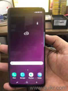 20%off samsung galaxy s9+  / 6gb ram 128gb ROM indonesian made waterproof  fast charging support face lock fingerprint 12mp dual camera 3500 mah