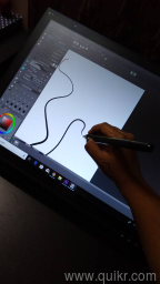 Graphics tablet Hardly used UGEE 1910b