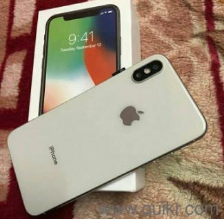 Apple iPhone X Dubai Imported Copy 256 gb , 4 gb,Apple id,3d touch