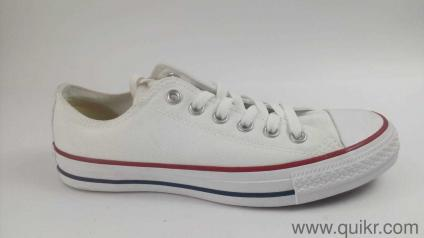 Converse Unisex Optical White Sneakers - 6 UK India (39 EU) Casual Shoes 2cedf2103