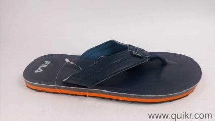 983046579 Fila Men s Lorenzo Navy Flip Flops Thong Sandals-9 UK India (43 EU