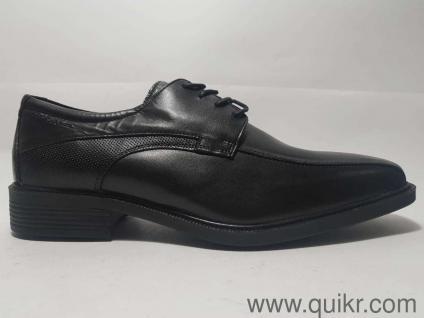 23938e8a1d91 Hush Puppies Men s New Merchant Black Formal Shoes-7 UK India (41 EU