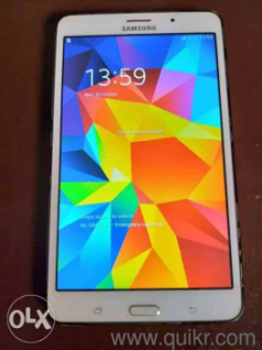 Samsung SM T231 Tablet 4 in good condition price shall be negotiate