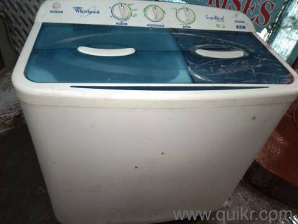 whirlpool washing machine 8.0kg 2 yrs old working condition b0986829043