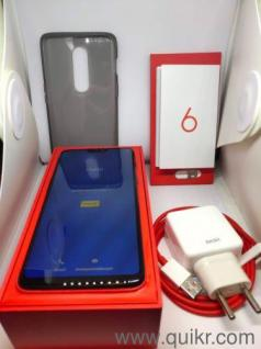 My brand new one plus 6 is for sale at affordable price