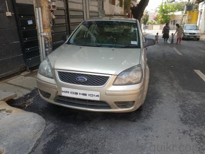 Silver  Ford Fiesta   Duratorq Zxi  Kms Driven In Basaveshwara Nagar In Basaveshwara Nagar Bangalore Used Cars On Bangalore Quikr Classifieds