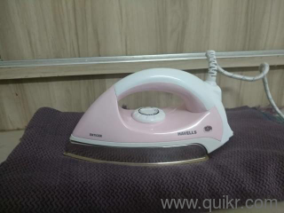 Almost new Havells 1000-Watts dry iron box 77f7578d632
