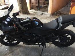 Kawasaki Zx6r Quikrcars Bangalore