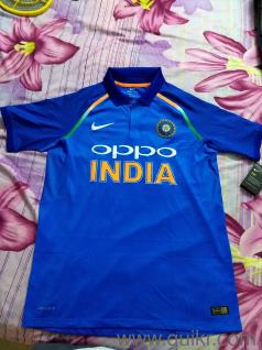 d6a9d8d57 BRAND NEW OFFICIAL TEAM INDIA NIKE OPPO CRICKET JERSEY - BRAND NEW ...