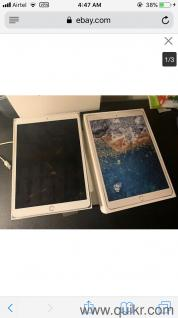Brand new Original Apple iPad for sale at a affordable price comes with  complete accessories