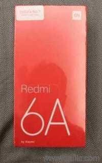Redmi 6a (2/16gb) seal pack mobile with bill 2gb ram and 16gb rom no  exchange only fix price Xiaomi