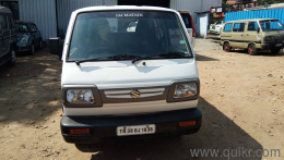 20d3a06c13d337 White 2011 Maruti Suzuki Omni 5 STR BS III 53