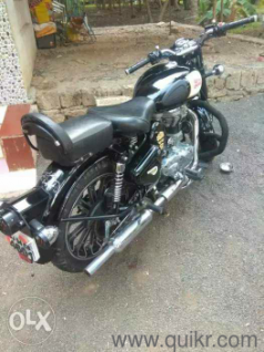2017 Royal Enfield Classic 350 8150 kms driven in Ambegaon