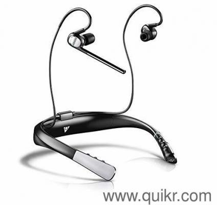 OnVocal Alexa Enabled Wireless Bluetooth Headphones with Microphone - in  Ear, Voice Commands, Hands-Free Calling, Also Works with Google Assistant  and