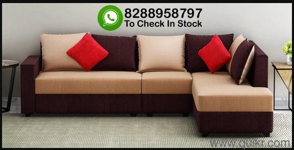 Best deal!! Modern luxury look sectional sofa with ottoman ...