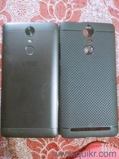 Lenovo vibe k5 note 4gb ram 64gb internal memory,pubg lovers k liye  best,with Dolby digital sound and cover + charger