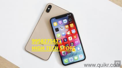 Call/Whatsapp 99582 75421 Apple Iphone Xsmax 512GB Rom Super Clone Model  Imported Stock #COD All Over India
